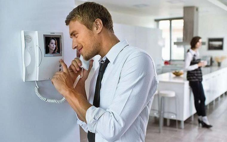 Фотодомофон для квартиры своими руками