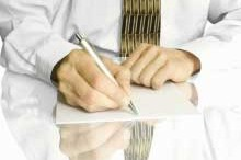 Налогоплательщики могут направлять письменные возражения относительно внесения данных о них в ЕГРЮЛ в письменной форме